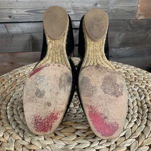 Christian Louboutin Shoes - Christian Louboutin black espadrilles